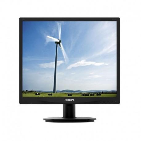"Monitor Philips 19"" 19S4QAB/00 IPS-ADS VGA DVI głośniki"