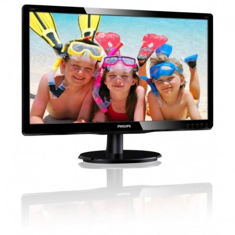 "Monitor Philips 21,5"" 226V4LAB DVI głośniki"