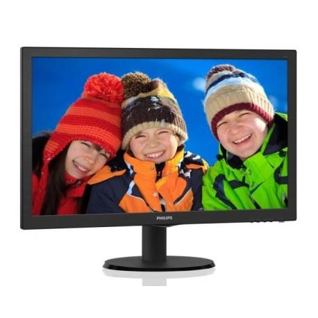 """Monitor Philips 21,5"""" 223V5LSB/00 DVI"""