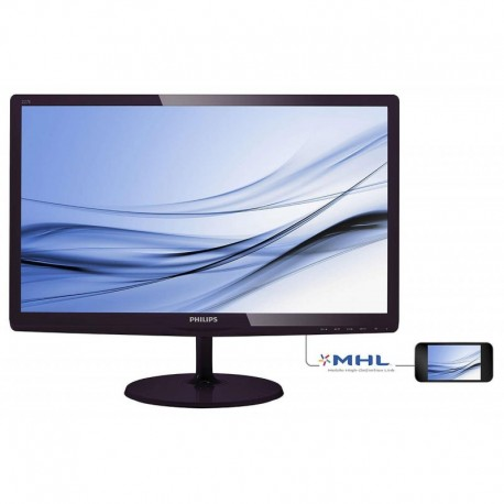 "Monitor Philips 21,5"" 227E6EDSD/00 IPS DVI HDMI MHL"