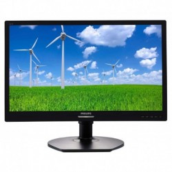 "Monitor Philips 21,5"" 221S6LCB/00 VGA DVI"