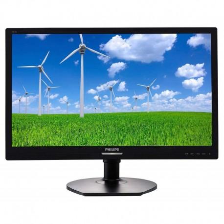 "Monitor Philips 21,5"" 221S6QYMB/00 AH-IPS VGA DVI DP głośniki"