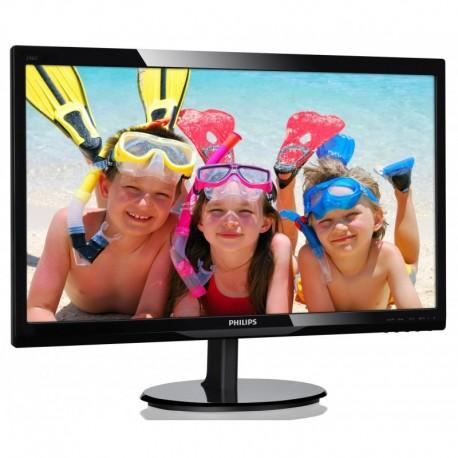 """Monitor Philips 24"""" 246V5LSB/00 DVI"""