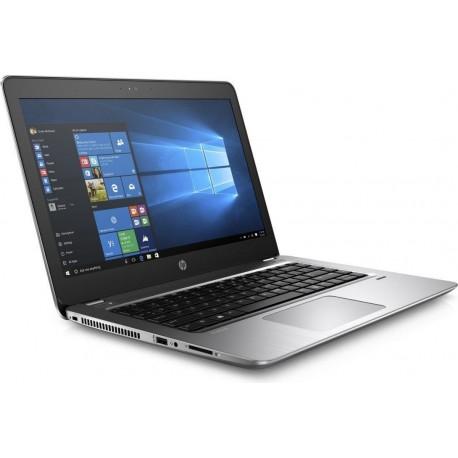 "Notebook HP ProBook 440 G4 14""FHD/i3-7100U/4GB/SSD256GB/iHD620/10PR Silver-Black"