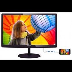 """Monitor Philips 23,6"""" 247E6QDAD/00 IPS DVI MHL głośniki"""