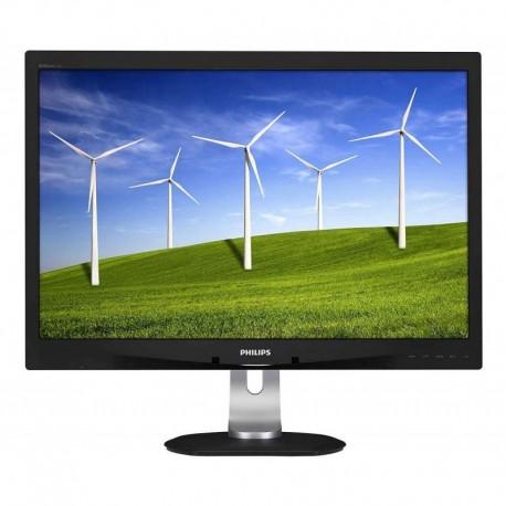 "Monitor Philips 24"" 240B4QPYEB/00 IPS VGA DVI DP głośniki"