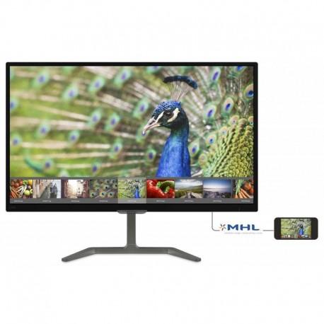 "Monitor Philips 23,6"" 246E7QDAB/00 IPS VGA DVI HDMI głośniki"