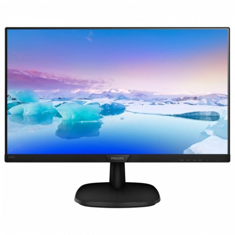 "Monitor Philips 23,8"" 243V7QSB/00 IPS VGA DVI"