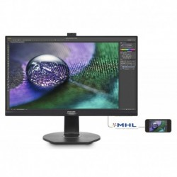 "Monitor Philips 27"" 272P7VPTKEB/00 IPS VGA HDMI DP mDP głośniki"