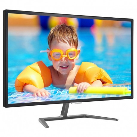 "Monitor Philips 31,5"" 323E7QDAB/00 IPS VGA DVI HDMI głośniki"