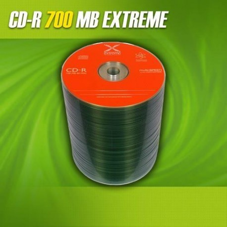 CD-R EXTREME 56x 700MB (Spindle 100)