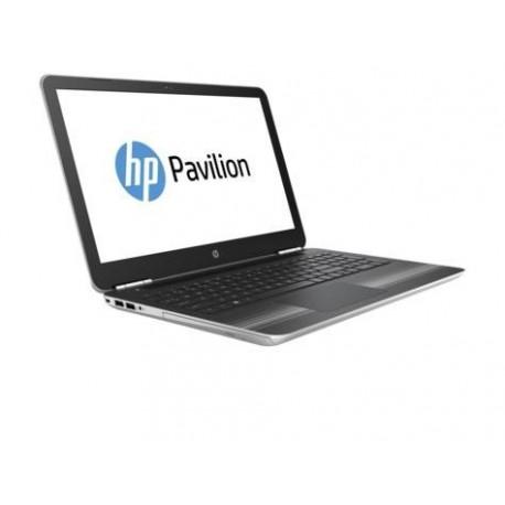"""Notebook HP Pavilion 15-au102nw 15,6""""HD/i3-7100U/4GB/1TB/940MX-2GB/W10 Silver"""