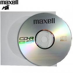 CD-R MAXELL x52 700MB (Koperta 1)