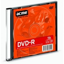 DVD-R ACME 4.7GB 16X slim box
