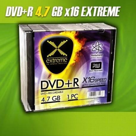 DVD+R EXTREME 16x 4,7GB (Slim 10)
