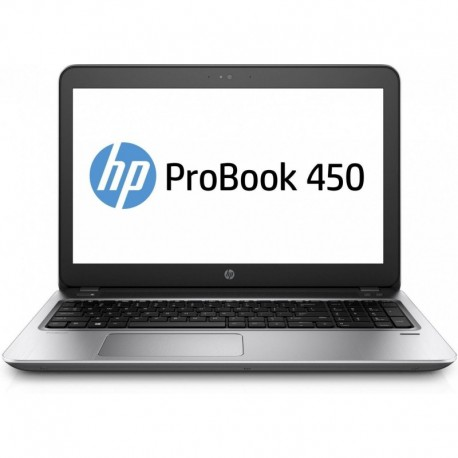 "Notebook HP ProBook 450 G4 15,6""FHD/i3-7100U/8GB/1TB/iHD620/10PR Silver-Black"
