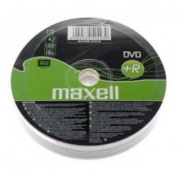 DVD+R MAXELL 4,7 GB 16x SZPINDEL 10