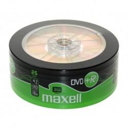 DVD+R MAXELL 4,7 GB 16x SZPINDEL 25