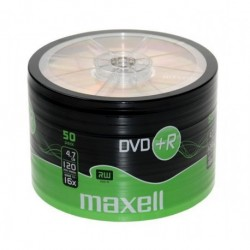 DVD+R MAXELL 4,7 GB 16x SZPINDEL 50
