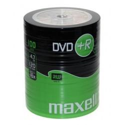 DVD+R MAXELL 4,7 GB 16x SZPINDEL 100