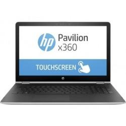 """Notebook HP Pavilion x360 15,6""""FHD/i3-7100U/4GB/SSD128GB/iHD620/W10 Black"""