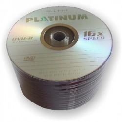 DVD-R PLATINUM x16 4,7GB SZPINDEL 50 SZT.