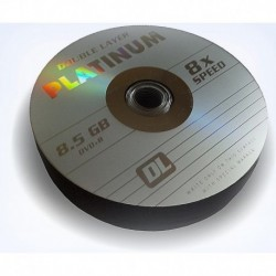 DVD+R DL PLATINUM 8,5 GB SZPINDEL 10
