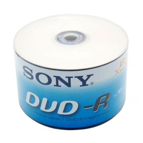 DVD-R SONY x16 4,7GB (Spindle 50)