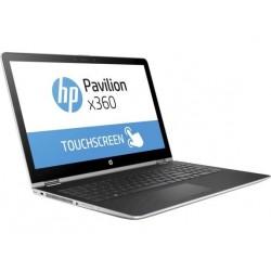 """Notebook HP Pavilion x360 15-br004nw 15,6""""FHD/i5-7200U/8GB/SSD256GB/iHD620/W10 Silver"""