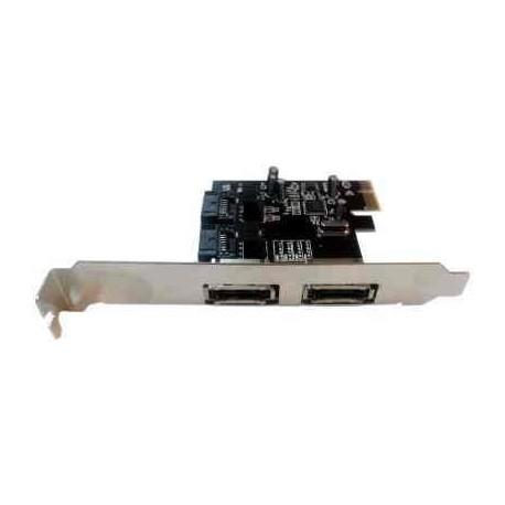 Kontroler Unitek PCI-E 2x SATA III ( wew./zew) PCI-E-SA