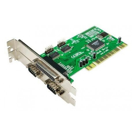 Kontroler PCI LogiLink PC0018 1x DSUB25  2x RS232