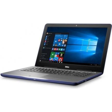 """Notebook Dell Inspiron 15 556715,6""""HD/i5-7200U/4GB/1TB/iHD620/W10 Navy Blue"""