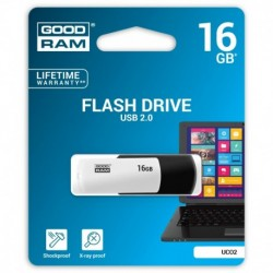 Pendrive GOODRAM COLOUR BLACKandWHITE 16GB Retail 9