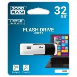Pendrive GOODRAM COLOUR BLACKandWHITE 32GB USB 2.0 Retail