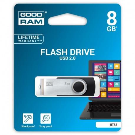 Pendrive GOODRAM Twister 8GB