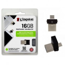 Pendrive KINGSTON DataTraveler MicroDuo 16GB USB3.0/microUSB