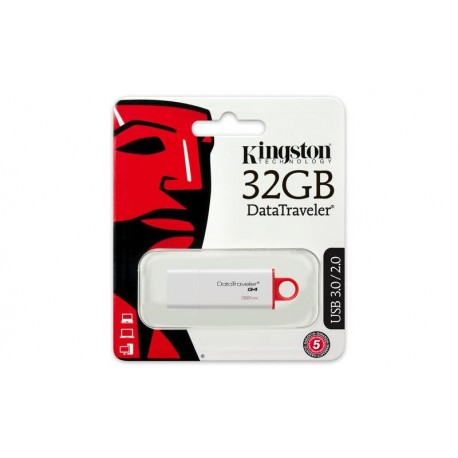 Pendrive KINGSTON DataTraveler G4 32GB USB 3.0