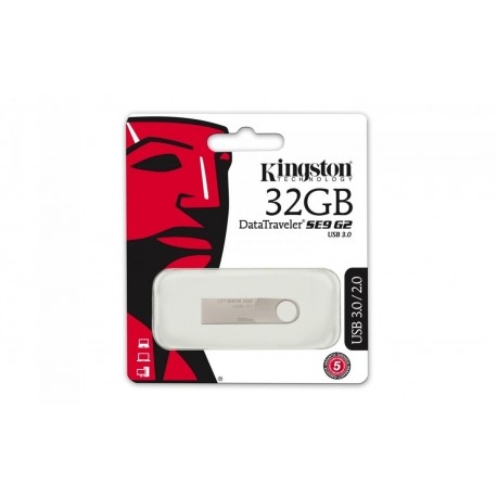 Pendrive KINGSTON Data Traveler DTSE9G2 32GB USB3.0