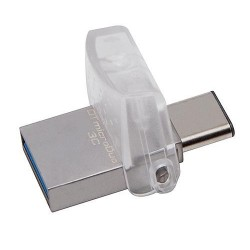 Pendrive KINGSTON DataTraveler MicroDuo 3C 64GB USB 3.0/3.1 + Type-C