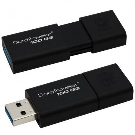 Pendrive KINGSTON DataTraveler 100 G3 64GB USB 3.0