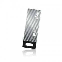 Pendrive Silicon Power 8GB 2.0 Touch 835 Iron Gray