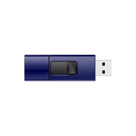 Pendrive Silicon Power 8GB 2.0 Ultima U05 Navy Blue