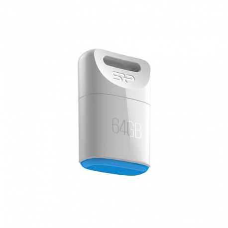 Pendrive Silicon Power 16GB USB 2.0 Touch T06 White