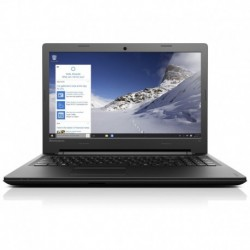 "Notebook Lenovo IdeaPad 100-15IBD 15,6""HD/i5-4288U/4GB/SSD128GB/GF920MX-2GB/ Black"