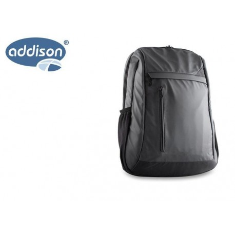"Plecak do notebooka laptop ADDISON 300492 15.6""-16"" Gray"
