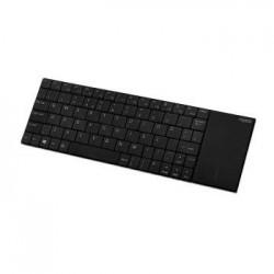 Klawiatura bezprzewodowa Rapoo E2710 touchpad 2,4G czarna