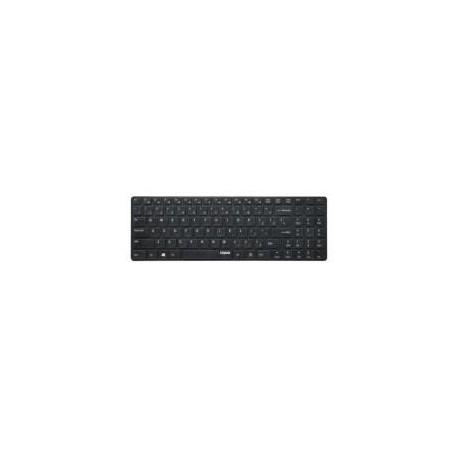 Klawiatura bezprzewodowa Rapoo E9110 2,4G czarna