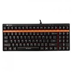 Klawiatura przewodowa Rapoo V500 Gaming czarna