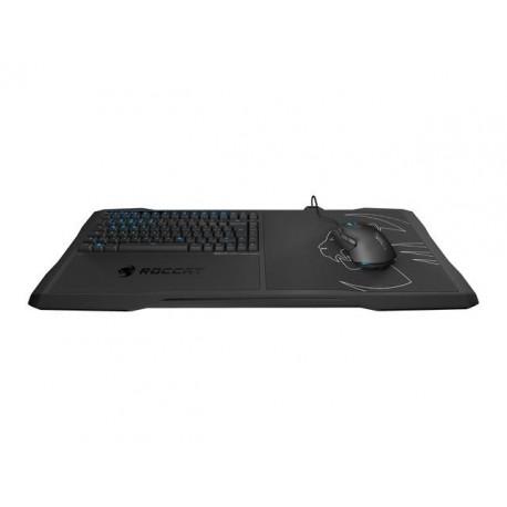 Klawiatura przewodowa Roccat Sova Platforma Gaming czarna