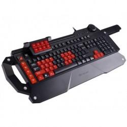 Klawiatura przewodowa TRACER Commando Gaming USB czarna